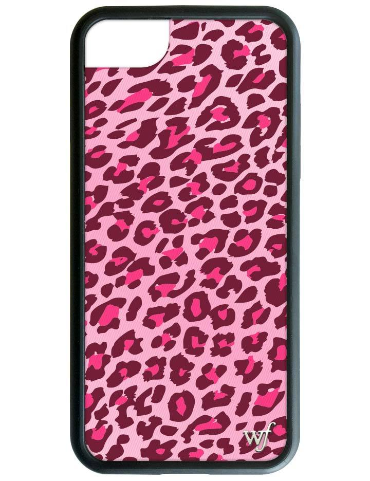 new concept b55ad f6c5a Pink Leopard iPhone 6/7/8 Case