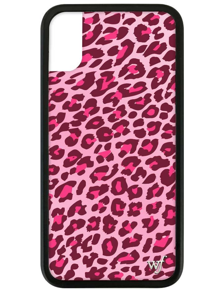 3a473ecf1f51 Pink Leopard iPhone X Xs Case – Wildflower Cases