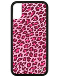 Pink Leopard iPhone Xs Max Case