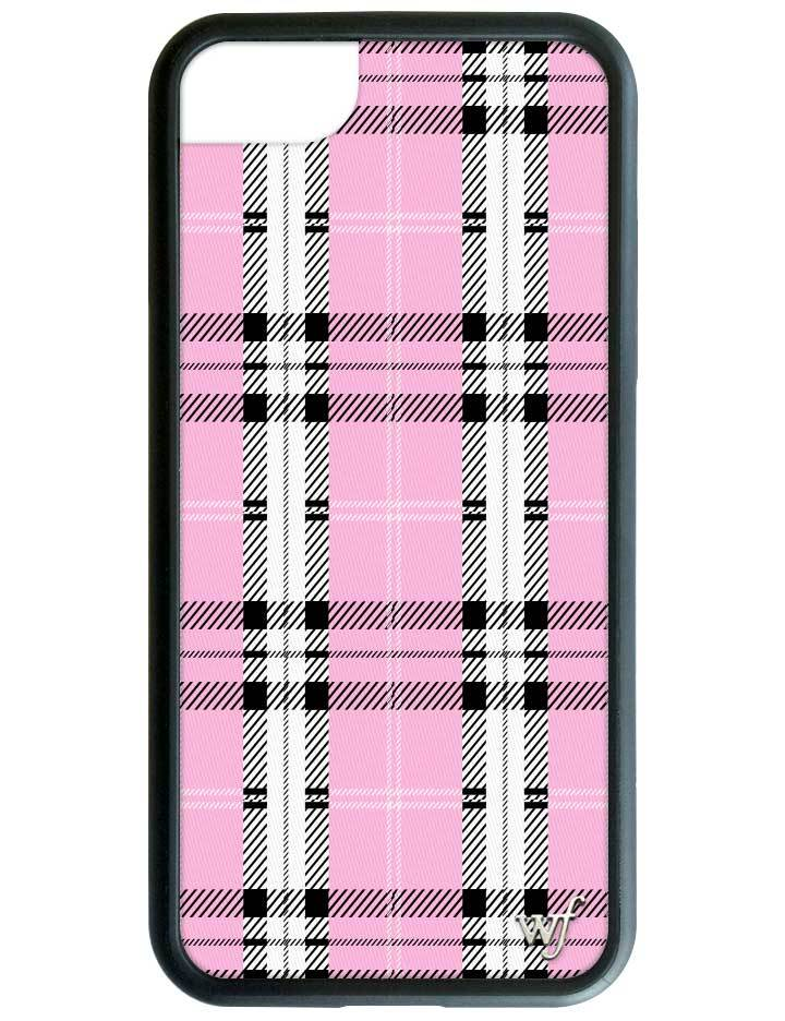 new york 2ac34 0237d Pink Plaid iPhone 6/7/8 Case