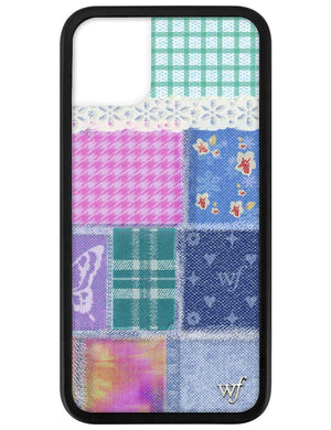 Patchwork iPhone 11 Case