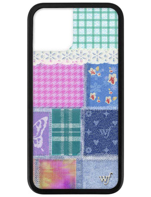 Patchwork iPhone 11 Pro Case