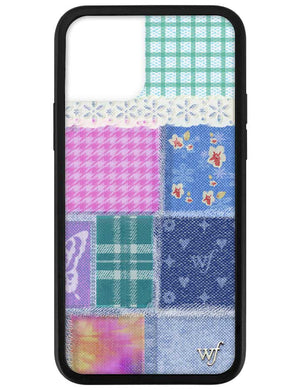 Patchwork iPhone 12 Pro Case