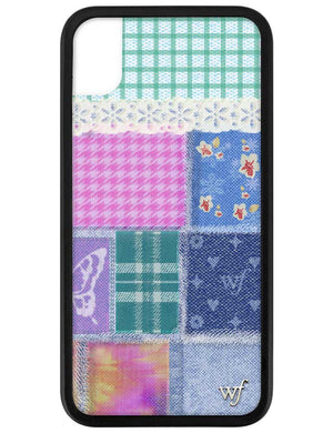 Patchwork iPhone Xr Case