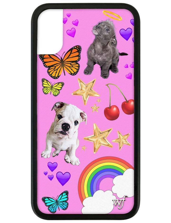 774038afa2ba Puppy Love iPhone X/Xs Case – Wildflower Cases