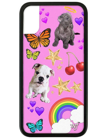 Puppy Love iPhone Xr Case