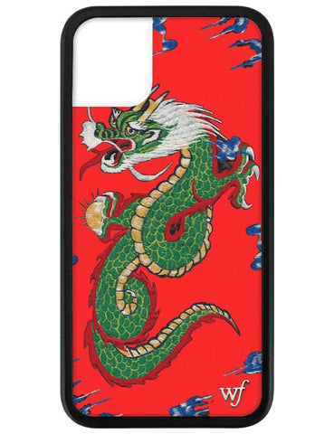 Red Dragon iPhone 11 Case