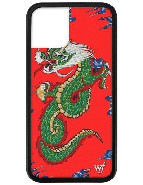 Red Dragon iPhone 11 Pro Case