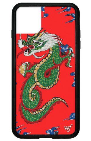 Red Dragon iPhone 11 Pro Max Case