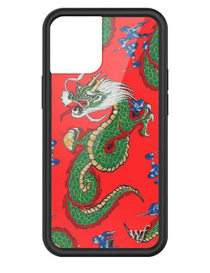 Red Dragon iPhone 12 mini Case