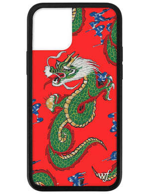 Red Dragon iPhone 12 Pro Case