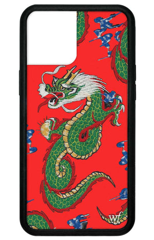 Red Dragon iPhone 12 Pro Max Case