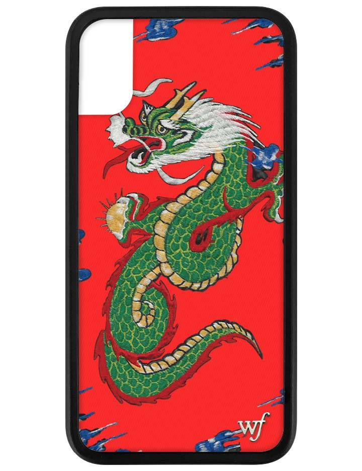 new arrival 54291 683c1 Red Dragon iPhone X/Xs Case
