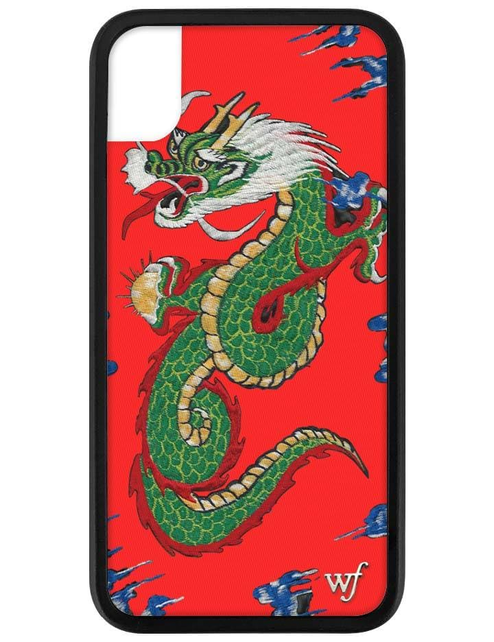 info for e895e a13aa Red Dragon iPhone Xr Case
