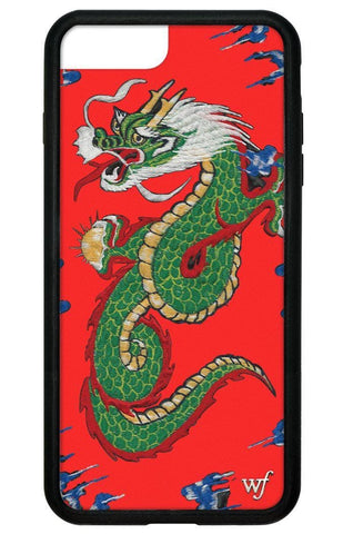 Red Dragon iPhone 6+/7+/8+ Plus Case