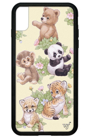 Safari Babies iPhone Xs Max Case
