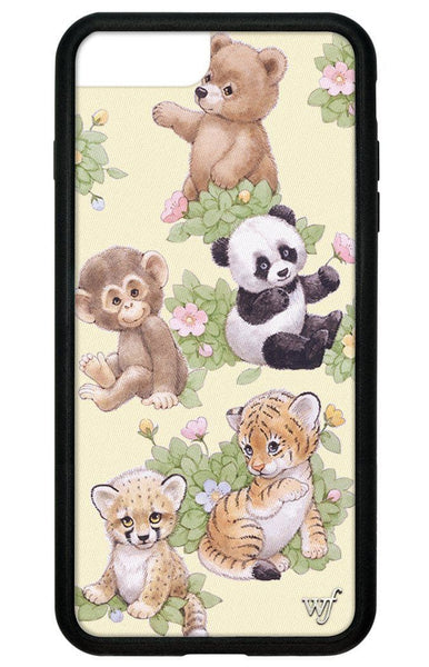 Safari Babies iPhone 6+/7+/8+ Plus Case