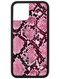 Pink Snakeskin iPhone 11 Pro Case
