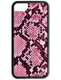 Pink Snakeskin iPhone SE/6/7/8 Case