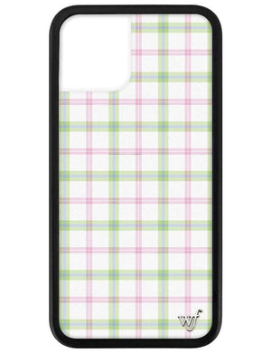 Summer Plaid iPhone 11 Pro Case