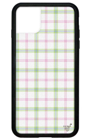 Pastel Plaid iPhone 11 Pro Max Case