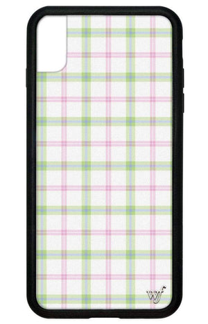 Summer Plaid iPhone X/Xs Case