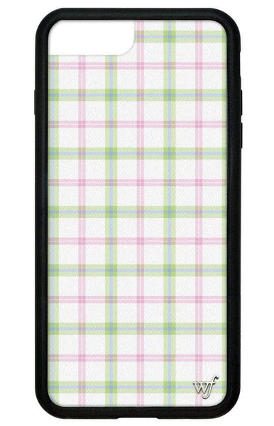 Pastel Plaid iPhone 6+/7+/8+ Plus Case