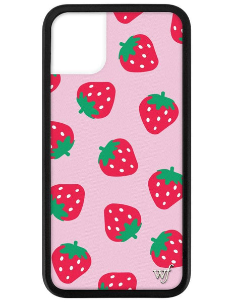 Strawberry iPhone 11 Case