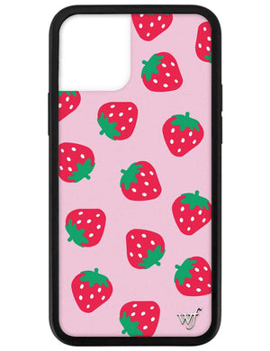 Strawberry iPhone 12 Pro Case