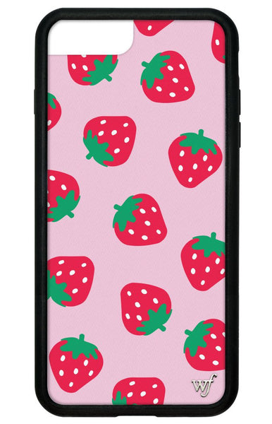 Strawberry iPhone 6+/7+/8+ Plus Case