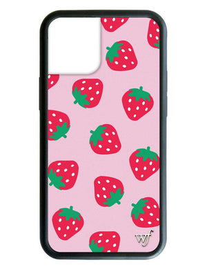 Strawberry iPhone 12 Case