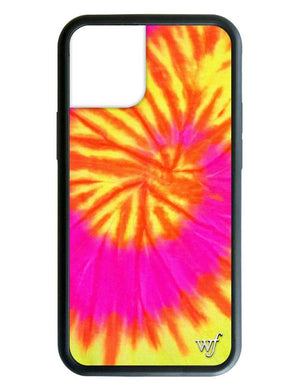 Swirl Tie Dye iPhone 12 Case