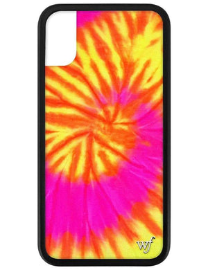 Swirl Tie Dye iPhone X/Xs Case