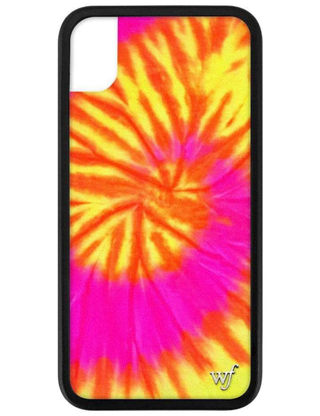 Swirl Tie Dye iPhone Xr Case