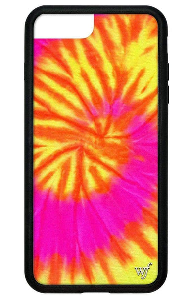 Swirl Tie Dye iPhone 6+/7+/8+ Plus Case