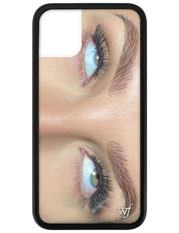 Sydney Carlson Eyes iPhone 11 Case