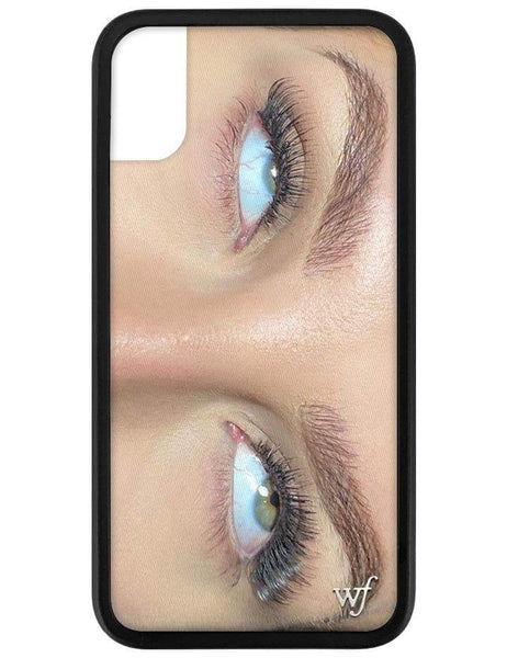 Sydney Carlson Eyes iPhone X/Xs Case