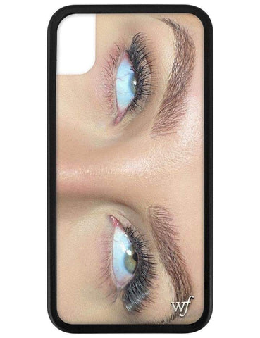 Sydney Carlson Eyes iPhone Xr Case