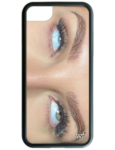 Sydney Carlson Eyes iPhone SE/6/7/8 Case