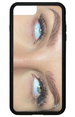 Sydney Carlson Eyes 6+/7+/8+ Plus Case