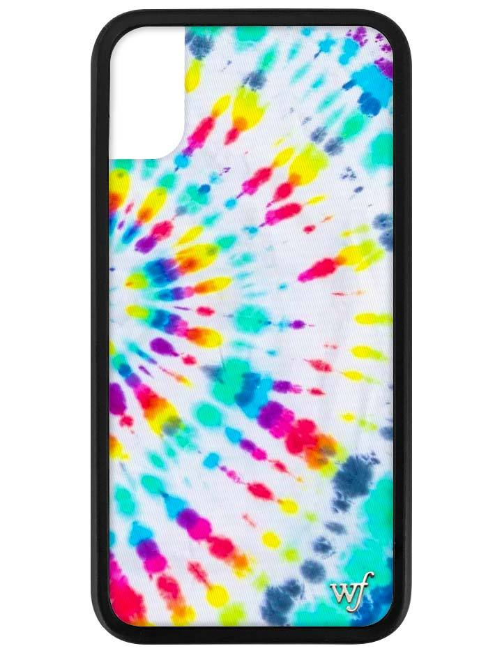 5088abcb05d6 Tie Dye iPhone X/Xs Case – Wildflower Cases