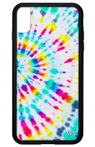 Tie Dye iPhone Xs Max Case