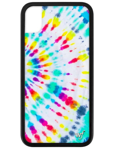Tie Dye iPhone Xr Case