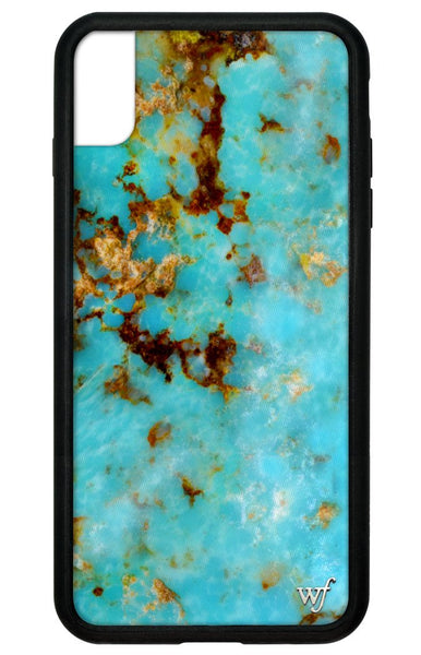 Turquoise iPhone Xs Max Case