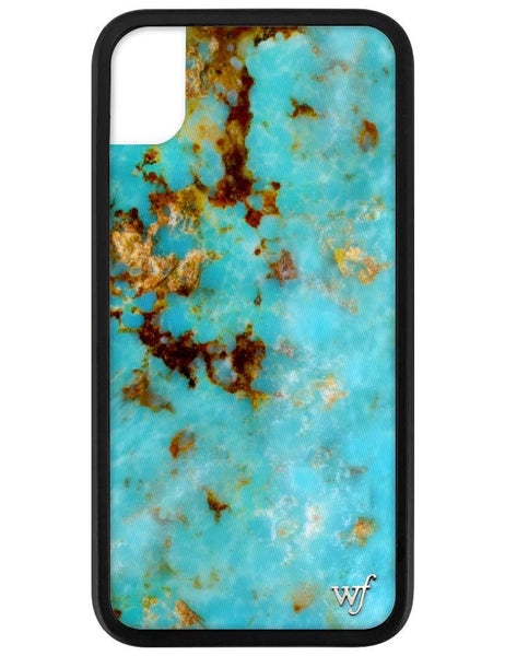 Turquoise iPhone Xr Case