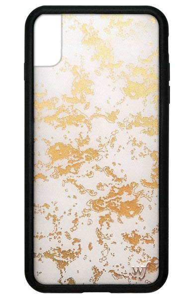 Gold Dust iPhone Xs Max Case