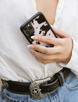 Cowhide iPhone 11 Pro Max Case