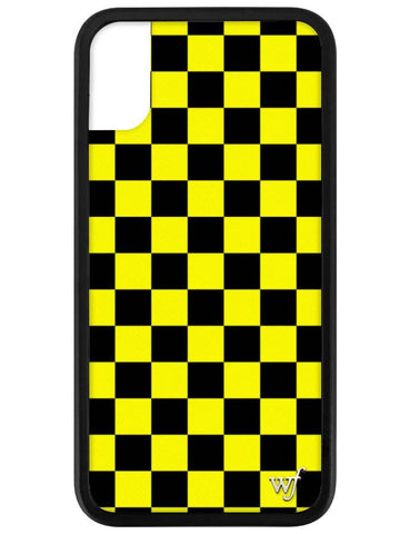 Taxi Cab iPhone X/Xs Case