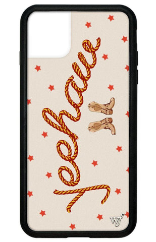 Yee Haw iPhone 11 Pro Max Case