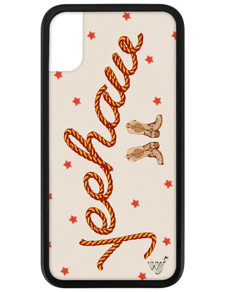 Yee Haw iPhone X/Xs Case